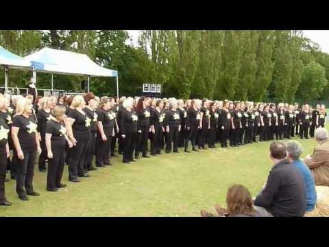St.albans Rock Choir Beaumont School 1