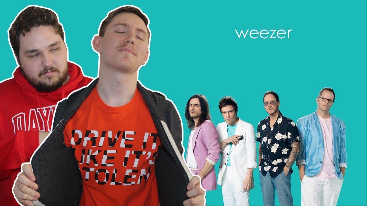 Weezer - Weezer (Teal Album) Album Review