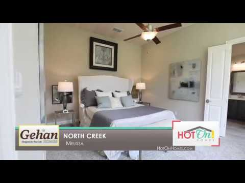 The Juniper Floor Plan Model Tour Gehan Homes Youtube