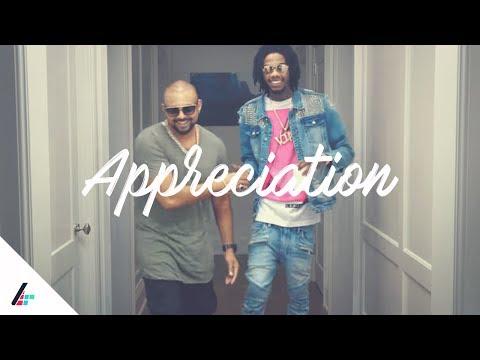 [FREE] Dancehall Instrumental 2017 - Appreciation Riddim