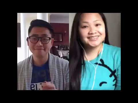Colors of the Wind - A Smule Cover by Joua Yang and John Ramsey Yang