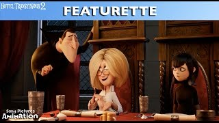 Hotel Transylvania 2 - Family Dinner