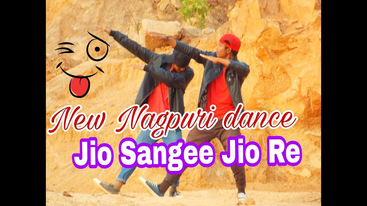Jio Sangee Jio Re New Nagpuri Dance 2018 Cover By Ssourav