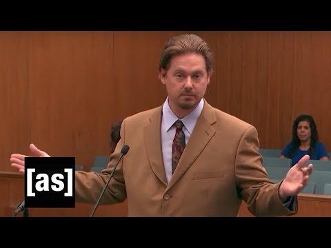 Highlights From Day 5 | Tim Heidecker Murder Trial | Adult Swim