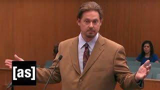 Highlights From Day 5 | Tim Heidecker Murder Trial | Adult Swim