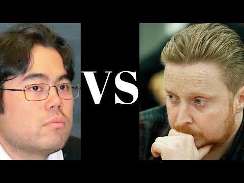Hikaru Nakamura vs Simon Kim Williams - French Defense: Exchange Variation (Chessworld.net)