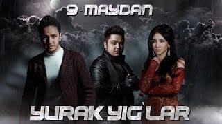 Yurak yig'lar (official trailer) | Юрак йиглар (официальный трейлер)