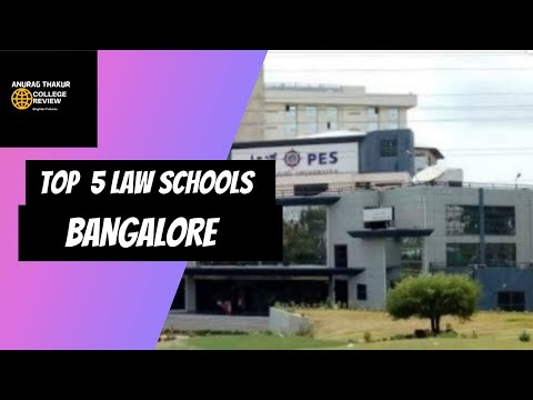 TOP LAW SCHOOL OF BANGALORE 🔥|| COLLEGE REVIEW 2021 ||