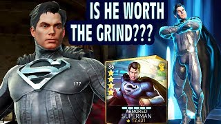 injustice 2 Mobile. Unlocking Armored Superman. Gameplay, Review, Super Move. IS HE REALLY GOOD?