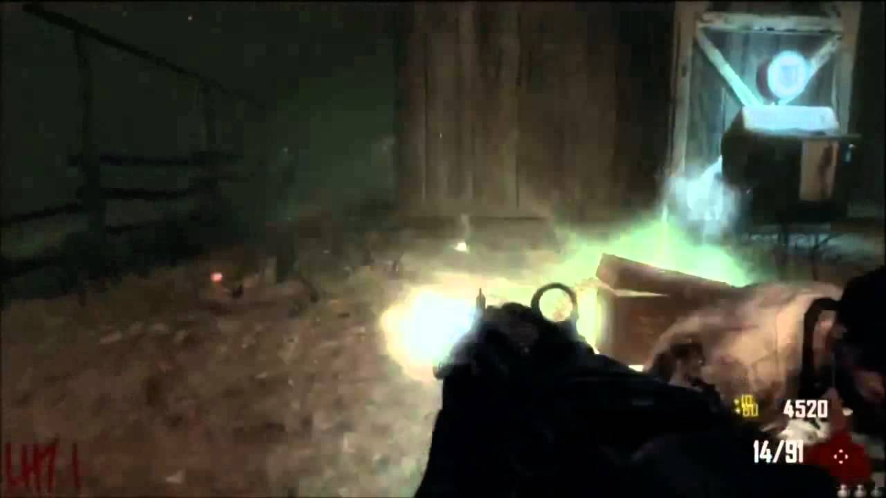 "Call of Duty Black ops 2 zombies Leaked Gameplay ""Farm"""