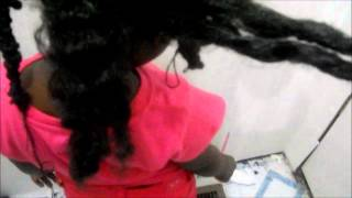 Childrens Hair Care: Stretching Natural Hair