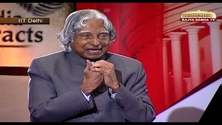 India Interacts with Dr. A P J Abdul Kalam