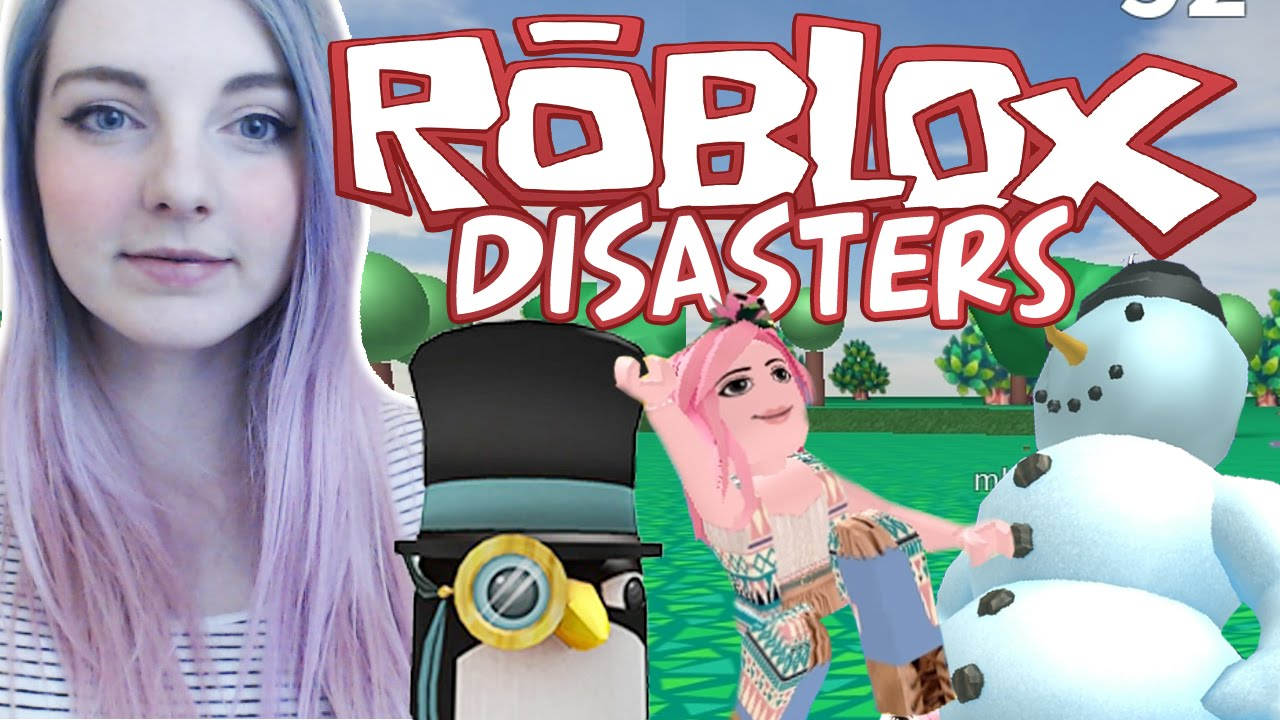 Death Penguins Roblox Disasters Youtube