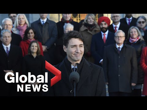 Trudeau, Cabinet Address Top Issues Facing Canadian Government Following  Swearing-in