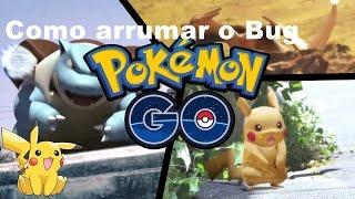 Como arrumar o Bug (Pokémon auto escape - Pokestop) do Pokémon Go
