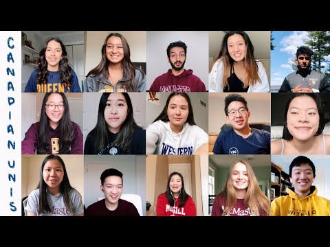 CANADIAN UNIVERSITIES Q&A ✩ UofT, Western, UBC, Queen's, Waterloo, McMaster, McGill etc. | Allie C.