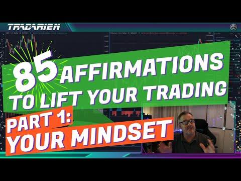 Affirmations 1/12: Your Trading Mindset