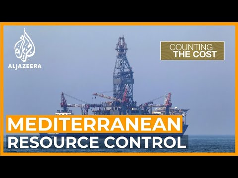 What is behind the Eastern Mediterranean oil and gas rush?   Counting the Cost