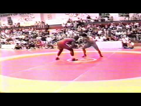 2004 Canada Cup: 120 kg Final Alexis Rodriguez (CUB) vs. Mohammed Amei Pourazijan (IRI)