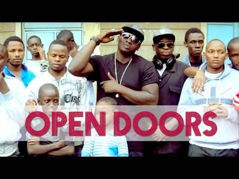 KHALIGRAPH JONES- OPEN DOORS (OJUELEGBA REFIX)