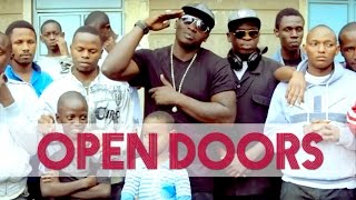 Смотреть клип Khaligraph Jones - Open Doors