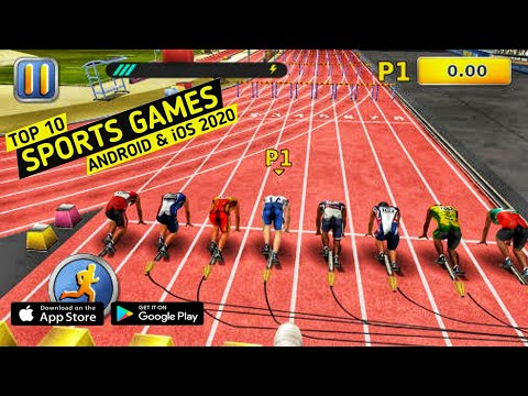 Top 10 Best Sports Games for Android & iOS 2020 | Offline/Online