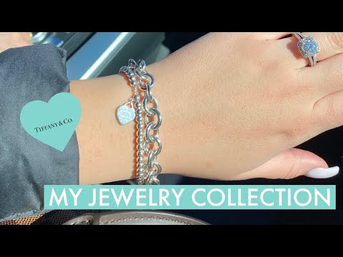 MY JEWELRY COLLECTION ♡ *TIFFANY & CO, PANDORA, MICHAEL KORS & MORE *