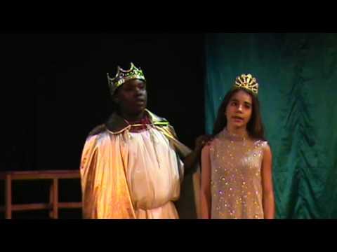 The Dreaming - Hippolyta & Theseus