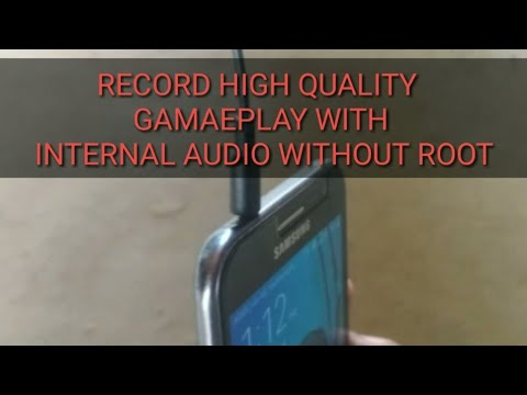 Record Internal Audio in Android without Root and pc laptop | Make internal audio recording earphone