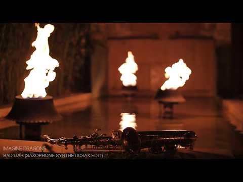 Imagine Dragons - Bad Liar (Saxophone Syntheticsax version)
