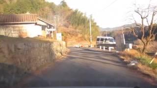【車載動画】山口県道・広島県道2号線(岩国佐伯線)