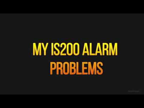 How To Disable And Stop A Lexus Is200 Alarm From Randomly Going Off