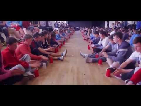 The Cup Song Irish Version - Amhrán na gCupán (Gaelic )