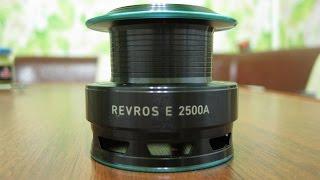 daiwa Revros E - обзор новинки!