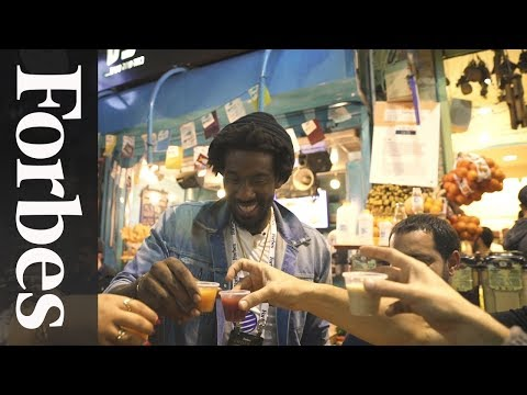Amar'e Stoudemire Parties With Forbes In Jerusalem | Forbes