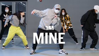 Bazzi - Mine / Kyo Choreography