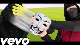 """TAKE OFF YOUR MASK!!"" (MUSIC VIDEO) PROJECT ZORGO HACKER SONG FT CHAD WILD CLAY CWC VY QWAINT PZ9!"