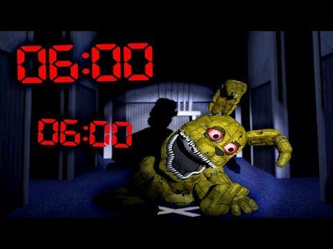 В ЕДИН ЕПИЗОД ДВЕ ВЕЧЕРИ 😲  Five Nights at Freddy's 4