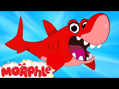 My Pet Shark (+ Morphle compilation) My Magic Pet Morphle Episode #29