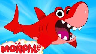 My Pet Shark (+ Morphle compilation) My Magic Pet Morphle Episode #29