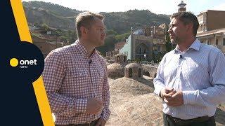 Jarek Kuźniar i Marcin Zaremba: Gruzini są otwarci i naturalni | #OnetRANO #WIEM