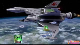 Twitch Stream: Star Fox Zero (blind, complete playthrough)