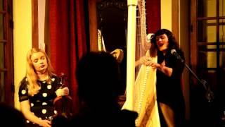 Anna Boulic Concert Chateauneuf la foret