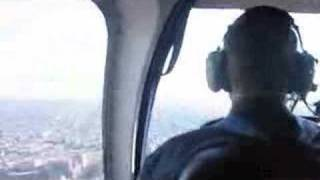 Helicopter ride from NYC to JFK
