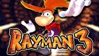 Rayman 3: Hoodlum Havoc (Pełny Gameplay)