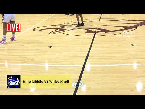 The Buzz ALL Sports Live Broadcast from White Knoll Middle School game VS Irmo Middle