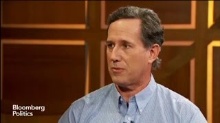 Rick Santorum on Abortion: It's a Matter of Pure Human Decency