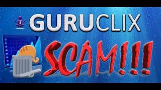 GuruClix полный обзор и стратегия развития аккаунта. Video