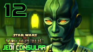 SWTOR: Jedi Consular – Ep.12: Nightmares ★ Movie Series / All Cutscenes 【Light Side】