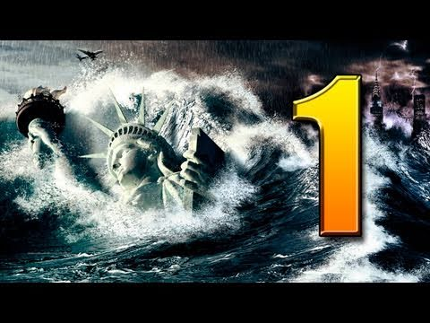 PHOTOSHOP: EFECTO TSUNAMI (PARTE 1/2) -Tutorial